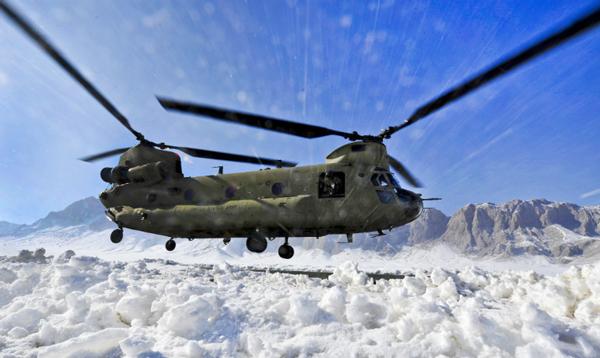 可让直升机螺旋桨叶片不再结冰