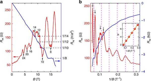 近日,复旦大学物理学系修发贤教授课题组在拓扑半金属砷化镉纳米